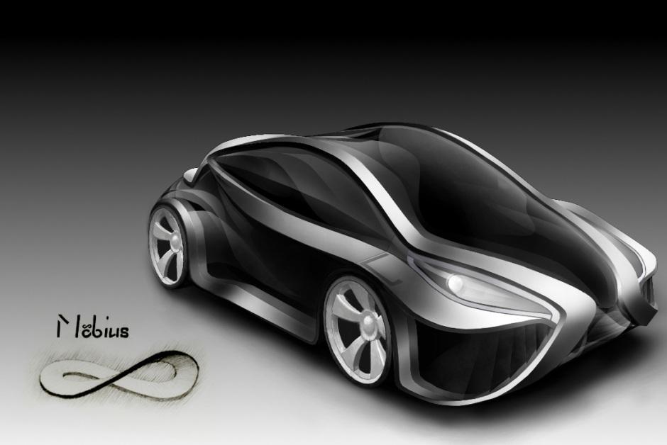 Moebius Concept Car
