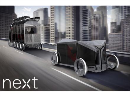 next modular mobility vehicle